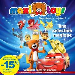 Promos de Jouets et Bébé dans le dépliant de Maxi Toys à Waregem