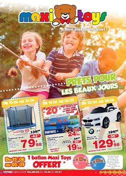Promos de Jouets et Bébé dans le prospectus de Maxi Toys à Anvers ( 3 jours de plus )