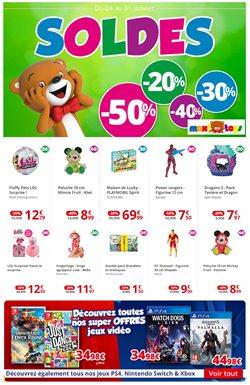 Promos de Jouets et Bébé dans le prospectus de Maxi Toys à Louvain ( 9 jours de plus )