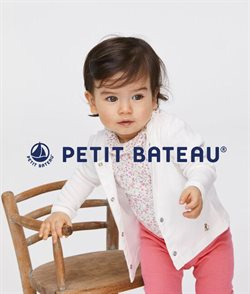 Promos de Jouets et Bébé dans le prospectus à Petit Bateau ( 16 jours de plus )