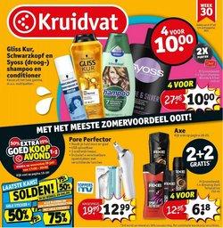 Kruidvat coupon ( 5 jours de plus)