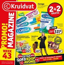 Kruidvat coupon ( Publié hier)