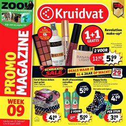 Promos de Parfumeries et Beauté dans le prospectus de Kruidvat à Maasmechelen ( Publié il y a 2 jours )