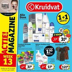 Kruidvat coupon ( Expire aujourd'hui)