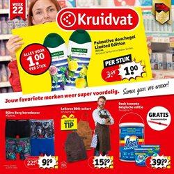 Promos de Parfumeries et Beauté dans le prospectus à Kruidvat ( 6 jours de plus )