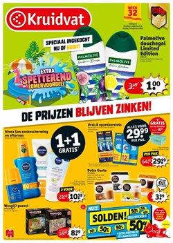 Promos de Parfumeries et Beauté dans le prospectus de Kruidvat à Louvain ( Publié il y a 2 jours )