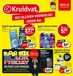 Kruidvat coupon ( 5 jours de plus )