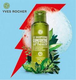 Promos de Parfumeries et Beauté dans le dépliant à Yves Rocher ( 6 jours de plus)