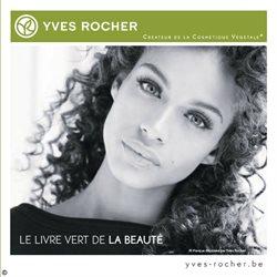 Promos de Parfumeries et Beauté dans le dépliant de Yves Rocher à Anvers