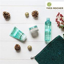 Promos de Parfumeries et Beauté dans le dépliant de Yves Rocher à Liège
