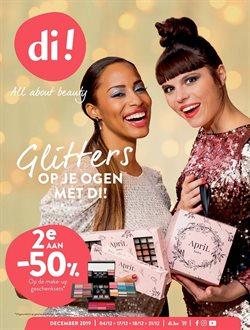 Promos de Parfumeries et Beauté dans le dépliant de Di à Louvain
