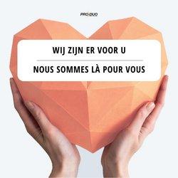 Promos de Parfumeries et Beauté dans le prospectus de Pro-Duo à Bruxelles ( 3 jours de plus )