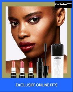 Promos de Parfumeries et Beauté dans le prospectus de MAC Cosmetics à Gent ( 2 jours de plus )