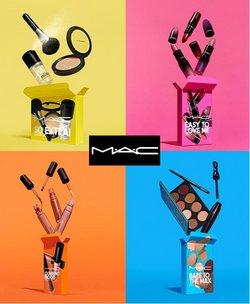 Promos de Parfumeries et Beauté dans le dépliant à MAC Cosmetics ( 6 jours de plus)