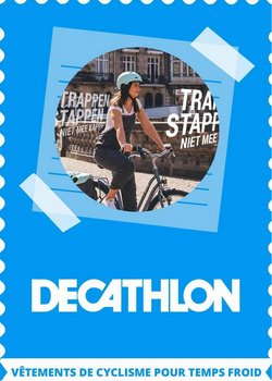 Decathlon coupon à Wavre ( 23 jours de plus )