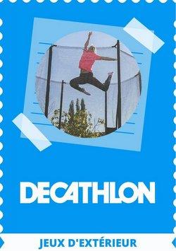 Promos de Sport dans le prospectus de Decathlon à Grammont ( 18 jours de plus )