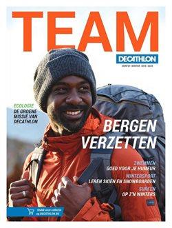 Promos de Decathlon dans le dépliant à Liège