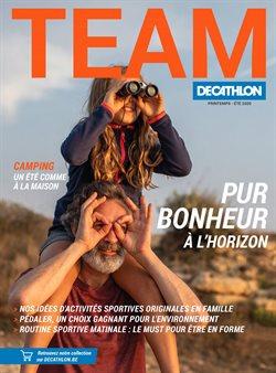 Promos de Sport dans le prospectus de Decathlon à Bruxelles ( Plus d'un mois )