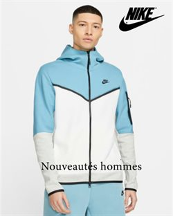 Promos de Sport dans le prospectus de Nike à Bruxelles ( 28 jours de plus )