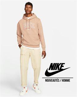 Nike coupon ( Plus d'un mois)