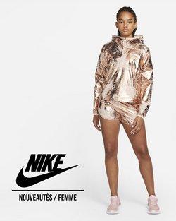 Promos de Sport dans le dépliant à Nike ( Plus d'un mois)