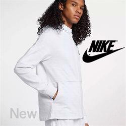Promos de Sport dans le dépliant de Nike à Liège