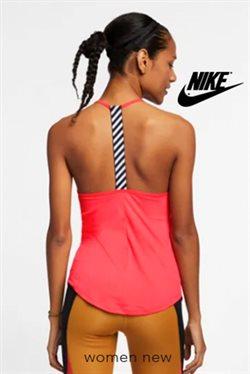 Promos de Sport dans le dépliant de Nike à Bruxelles
