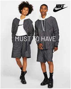 Promos de Sport dans le dépliant de Nike à Leeuw-Saint-Pierre