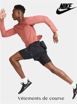 Nike coupon à Bruxelles ( Plus d'un mois )