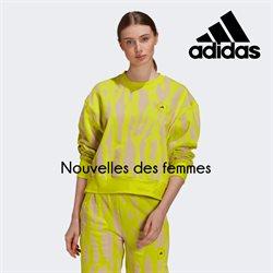 Adidas coupon à Louvain ( Plus d'un mois )