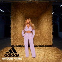 Adidas coupon ( Plus d'un mois)