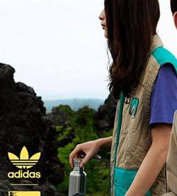 Promos de Sport dans le dépliant de Adidas à Liège