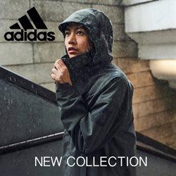 Promos de City 2 dans le dépliant de Adidas à Bruxelles