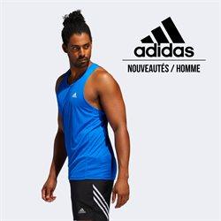 Promos de Sport dans le prospectus de Adidas à Bruxelles ( Plus d'un mois )