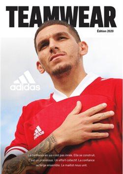 Promos de Sport dans le prospectus de Adidas à Londerzeel ( Plus d'un mois )
