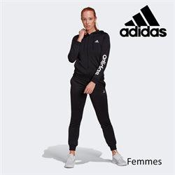Catalogue de Adidas City 2 à Bruxelles ( Plus d'un mois )