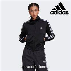 Adidas coupon à Louvain ( 2 jours de plus )