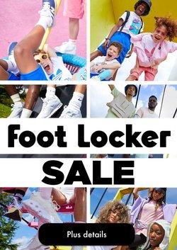 Promos de Foot Locker dans le dépliant à Foot Locker ( Publié hier)