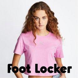Promos de Foot Locker dans le dépliant à Foot Locker ( Plus d'un mois)