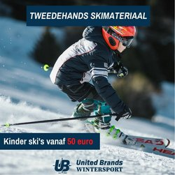 Promos de United Brands dans le dépliant à United Brands ( Plus d'un mois)
