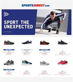 Promos de Sport dans le dépliant de Sports Direct à Malines