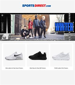 Promos de Sport dans le prospectus à Sports Direct ( 10 jours de plus )