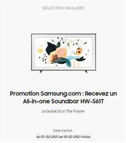Samsung coupon ( Expiré)