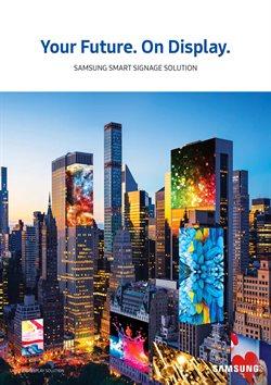 Promos de Électronique dans le prospectus de Samsung à Liège ( Plus d'un mois )