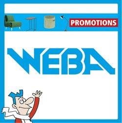 Promos de Weba dans le dépliant à Weba ( 3 jours de plus)