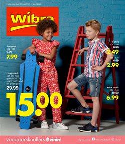 Wibra coupon ( 2 jours de plus )