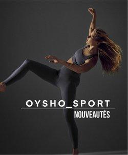 Promos de Vêtements, Chaussures et Accessoires dans le dépliant à Oysho ( Publié aujourd'hui)