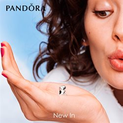 Promos de Pandora dans le dépliant à Bruxelles