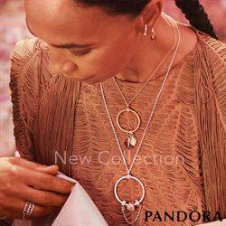 Promos de Pandora dans le dépliant à Hal