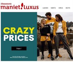 Maniet Luxus coupon à Liège ( 13 jours de plus )